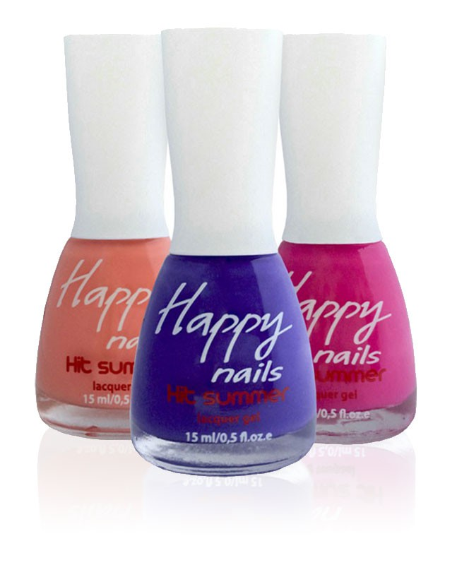 Happy nails - нігті літом (Happy nails Hit summer)