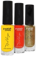 Maxi color - design nail lacquer (Maxi Color Nail design)