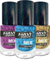 Maxi color - sparkles manicure (Maxi Color Glitter mix)