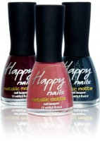 Happy nails - металевий манікюр (Happy nails Metallic Matte)