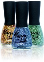 Happy nails - sparkles lacquer (Happy nails Fuzzy)
