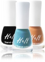 Happy nails - основна серія лаків 5ml (Happy nails Trend Color)